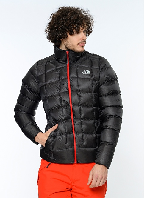 The North Face Outdoor Şişme Mont Siyah